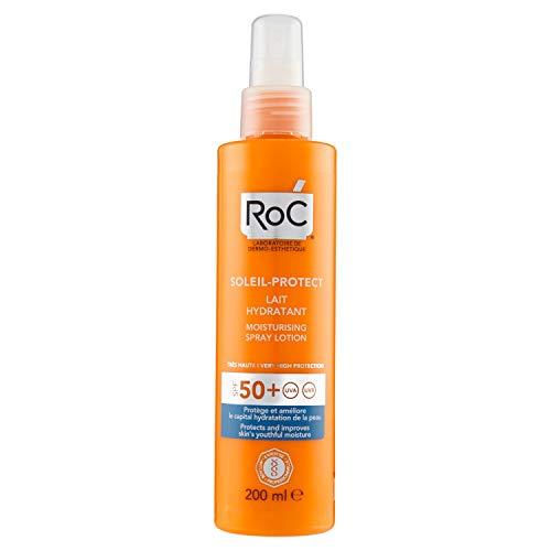 Roc Crema solare e idratante, Spf 50