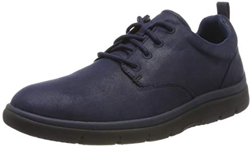 Clarks Tunsil Lane, Zapatos Cordones Derby Hombre