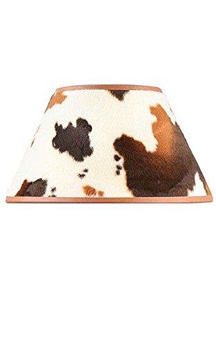 Ryckaert ~ Abat-jour Peau de Vache 16 cm