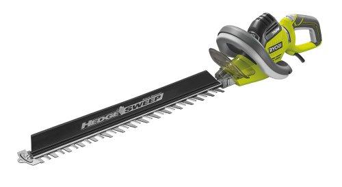 Ryobi 5133002125 Cortasetos eléctrico, 750 W, Verde