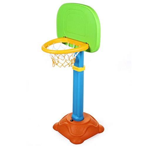 Set De Baloncesto Para Niños - Aro De Baloncesto Para Niños Pequeños Corte De Baloncesto Interior Y Al Aire Libre Juego De Actividades Deportivas Para Niños Pequeños 1-3 Años Soporte de baloncesto par