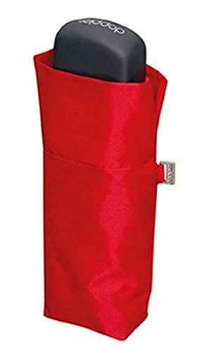 doppler Regenschirm Handy - Rot