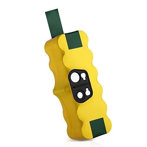 FirstPower 14.4V 5000mAh Ni-MH Batería de Repuesto Compatible con iRobot Roomba 500 510 520 530 532 535 540 550 552 555 560 562 570 580 581 582 585 595 600 610 620 630 631 650