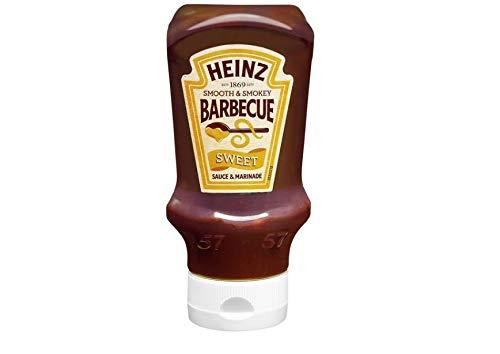 Heinz, Salsa Barbecue dolce, Tubo 500 gr