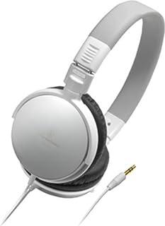 オーディオテクニカ ポータブルヘッドホン ATH-ES7 WH
