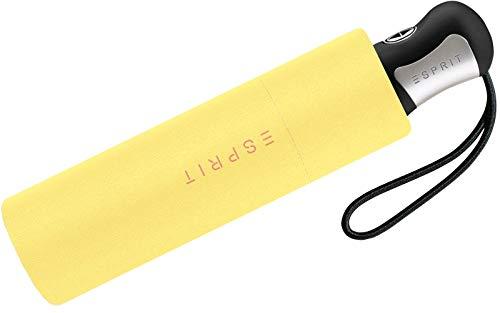 Esprit Taschenschirm Easymatic 4 - Yellow Cream