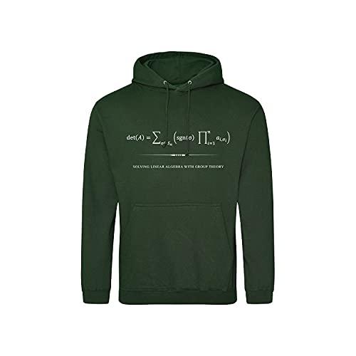 Beautiful Equations Leibniz Formula - Sudadera unisex con capucha para hombre y mujer