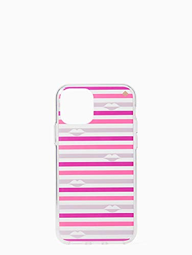 Kate Spade New York Lips with Stripe iPhone 11 Case