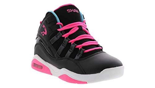 Shaq Full Press Girls†Basketball Shoe Black in Size 1