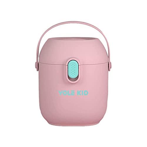 Babymelk Doos, Babymelkpoeder Dispenser 450ml Draagbare Babymelk Doos Formule Poeder Dispenser met Lepel Babyvoeding Opslag Containers
