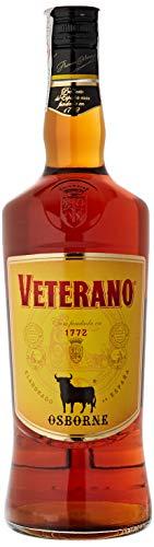 Bebida espirituosa elaborada a base de Brandy Veterano 30º - 1 botella de 1 l (100 cl)