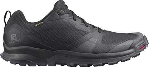 Salomon XA COLLIDER GTX, Zapatillas de Trail Running Hombre, Color: Negro (Black/Ebony/Black), 42 EU