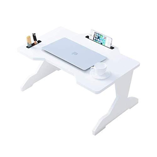 Lszdp-negozio Computer portatile portatile Vassoio del basamento Pieghevole in legno Tavolo da pranzo Divano Tavolino da lettura Notebook Lap Tavolino for letto Divano Ospedale infermieristica Reading