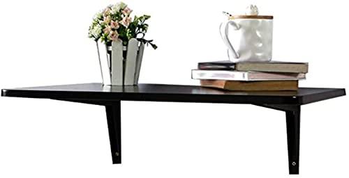 XKun Mesa de piso de pared, mesa plegable de cocina, escritorio, mesa de aprendizaje, adecuada para todos los trabajos
