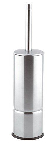 HEXOTOL Pot ET Balai ES0965CS INOX, Acier Inoxydable, 40x10x40 cm