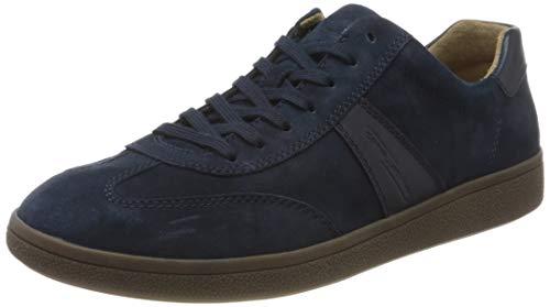 camel active Herren Retro Sneaker, Blau (navy 02), 41 EU