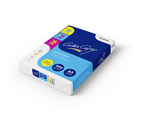Color Copy Laserdruckpapier, 300g/m2, A3, 125 Blatt