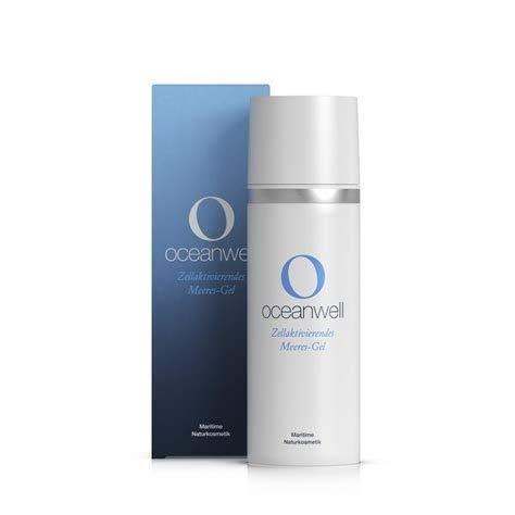 Oceanwell - Basic - Zellaktivierendes Meeres-Gel - 150 ml