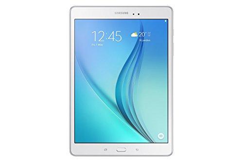 Samsung Galaxy Tab A Tablet, Display 9,7 , 16 GB, 1.5 GB RAM, Bianco