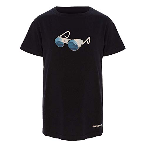 Trangoworld Sabadero T-Shirt Mixte Enfant, Noir, 06