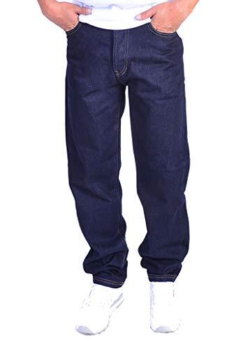 Picaldi Jeans Zicco 472 Dark Blue | Karottenschnitt Jeans, Größe: 33W / 32L