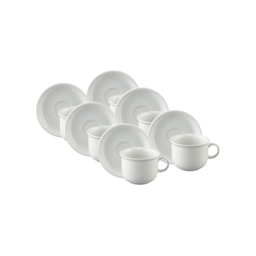 Thomas Trend Weiss Espresso-Set 12tlg.