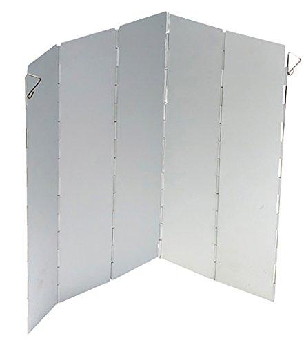 Bo-Camp - Paravent rëchaud - 5 pièces - Universel - Hauteur 36 cm
