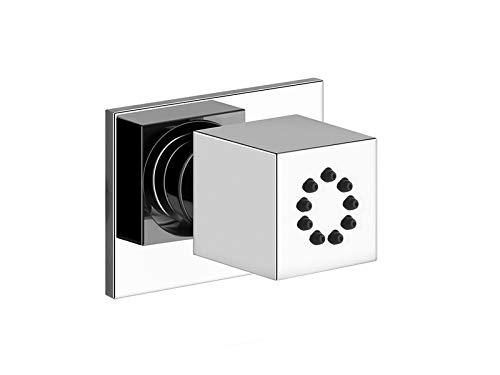 Gessi Rettangolo Shower soffione laterale orientabile 20172-Cromo