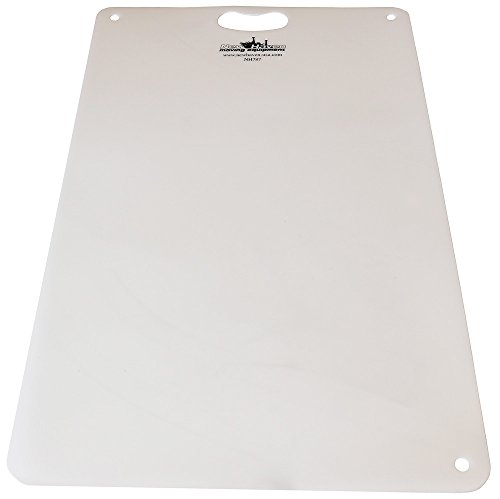 New Haven's NH787 Premium Scuff Shield (TM): Use What Professionals Use to Move Appliances   Glides Easily, Protects Your Floor   Smooth Edge & Ergonomic Handle   Plastic Appliance Mat