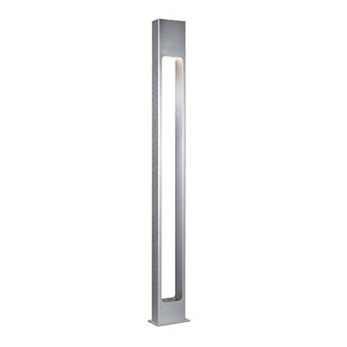 NOTE - Lampadaire halogène Argent H180cm - Lampadaire Alma Light designé par Oriol Llahona