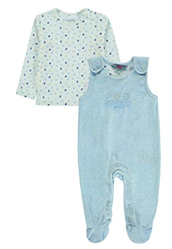 Kanz Baby - Jungen Strampler & T-Shirt 1/1 Arm, Mehrfarbig (Allover 0003), Gr. 50