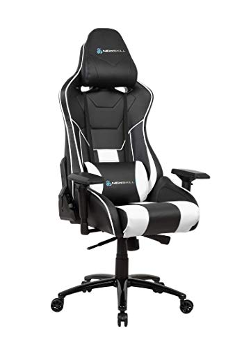 Newskill Kuraokami - Silla Gaming Profesional (Inclinación y Altura Regulable,...