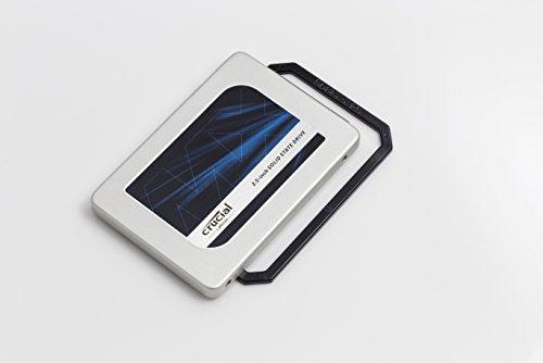 Crucial MX300 CT1050MX300SSD1 - Disco Duro sólido Interno SSD de 1 TB (3D NAND, SATA, 2.5 Pulgadas)