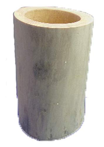 Soporte de boligrafos de madera de Naranjo Canario