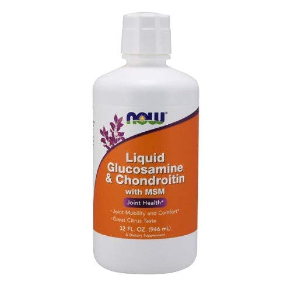 悪性の失望させるジャンクション液体グルコサミン&コンドロイチン&MSM シトラス  32 fl.oz 2個パック