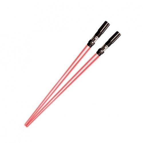 Star Wars Leucht-Essstäbchen Darth Vader Lichtschwert