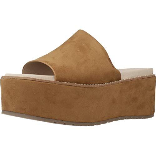 Sandalias y Chanclas para Mujer, Color marrón, Marca COOLWAY, Modelo Sandalias Y Chanclas para Mujer COOLWAY Celia 19 Marrón