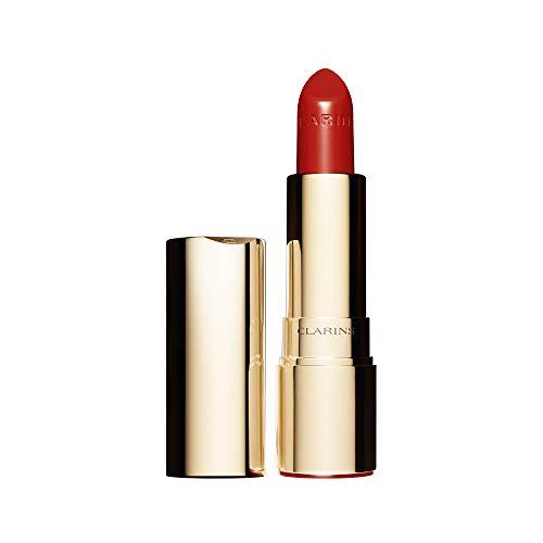 Clarins Joli Rouge Lipstick - Barra de labios, color 741-red orange, 3,5 gr