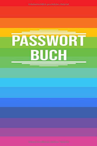 Passwort Buch: Vergesse nie mehr Zugangsdaten, Passwörter, Lizenzschlüssel, wlan passwort und vieles mehr. A-Z Register vereinfacht das Nachschlagen. M