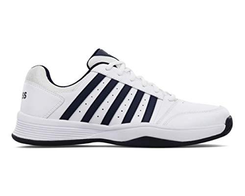 K-Swiss Men's Court Smash 2 Tennis Shoe (8)