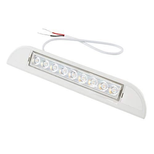 deiwo Aussen Leuchte LED 12V 23 cm 400 Lumen wasserdicht für Wohnwagen & Wohnmobil