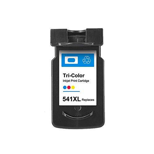 SSBY Reemplazo de Cartucho de Tinta Compatible para Canon PG 540 CL 541 PG-540XL CL-541XL, Funciona con la Impresora Pixma MG2150 MG2250 MG2255 MG3100 MX375 MX395 TS5150-color