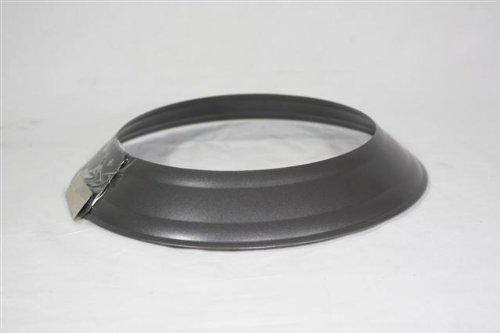 Rosette verstellbar bis 165mm grau