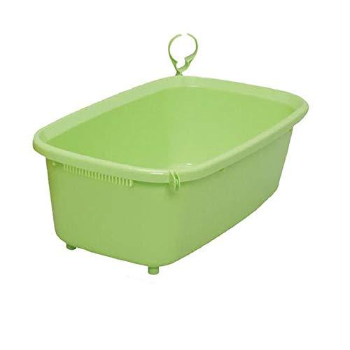 Bad voor pasgeborenen tot peuter - Deluxe bad voor pasgeborenen tot peuter, hond kat wassen douche verzorgen draagbare badkuip