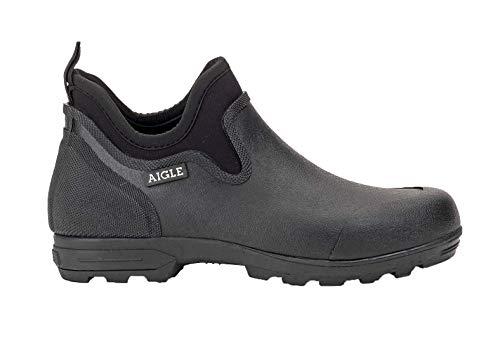 Aigle Gummistifeletten Lessfor Plus M Noir, 42, schwarz