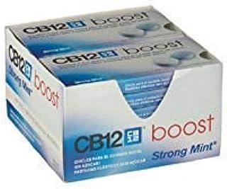 CB12 BOOST HALITOSIS CHICLE CAJA 12 UNI: Amazon.es: Salud y cuidado personal