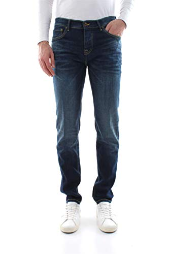 AT.P.CO - Uomo Jeans Cinque Tasche Blu Denim A181DAVE362 777 01-29079 - 31