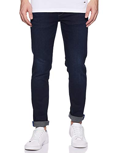 KILLER Men's Skinny Fit Jeans (KJB 1143_Blue_34)