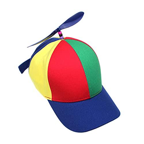 LABANCA Adult and Kids Detachable Propeller Hat Novelty Spinning...
