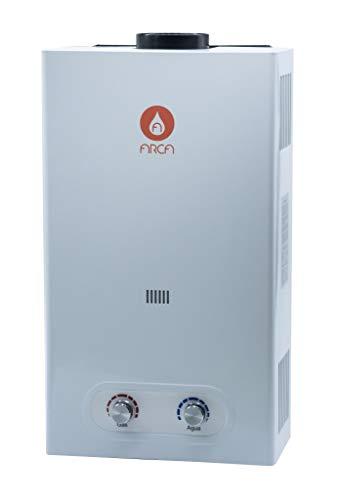 Calentador Atmosferico a Gas Butano 10 Litros ARCA | Encendido Automático |...